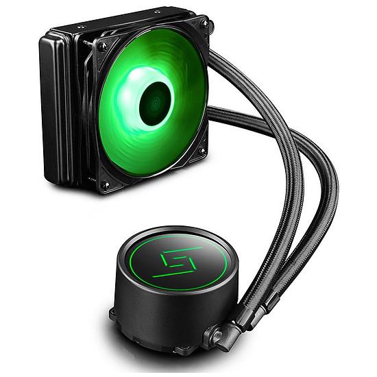 Refroidissement processeur Deepcool Gammaxx L120 RGB