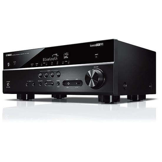 Ensemble Home-Cinéma Yamaha RX-V485 Noir + Pack 5.1 Cabasse Alcyone 2  Noir - Autre vue
