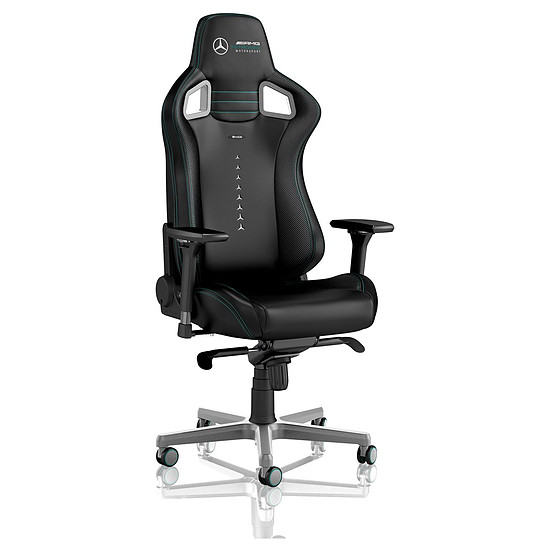 Fauteuil / Siège Gamer Noblechairs EPIC - Mercedes AMG Petronas Edition