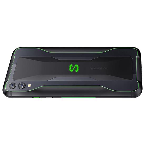 Smartphone et téléphone mobile Black Shark Black Shark 2 (noir) + coque Kevlar + Gamepad 2.0 - 128 Go - 8 Go - Autre vue