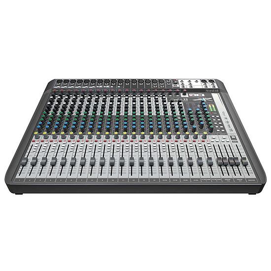 Table de mixage Soundcraft Signature 22 MTK - Autre vue