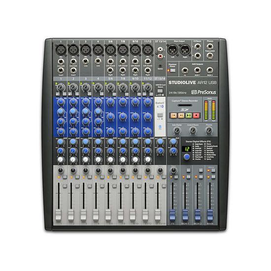 Table de mixage PreSonus StudioLive AR12 USB