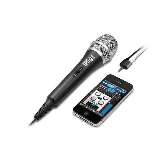 Microphone IK Multimedia iRIG Mic - Autre vue