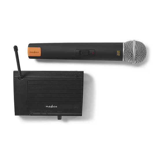Microphone Nedis Kit Microphone Sans Fil