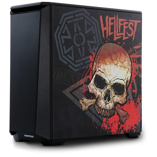 Boîtier PC Phanteks Eclipse P400S Silent - Edition Hellfest 2019