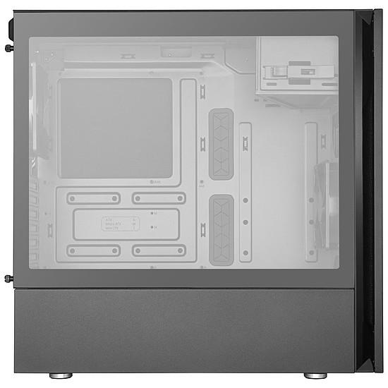 Boîtier PC Cooler Master Silencio S400 - Trempered Glass - Autre vue