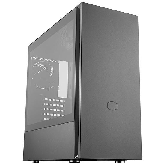 Boîtier PC Cooler Master Silencio S600 - Trempered Glass