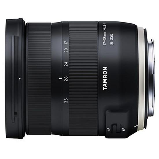 Objectif pour appareil photo Tamron 17-35mm f/2.8-4 Di OSD monture Canon
