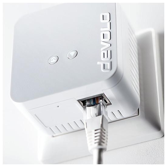 CPL Devolo Prise CPL dLAN 550 Wi-Fi - Pack de 2 - Autre vue