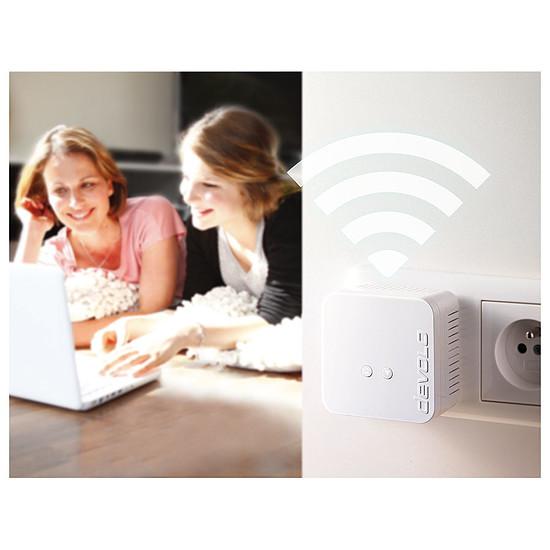 CPL Devolo Prise CPL dLAN 550 Wi-Fi - Autre vue