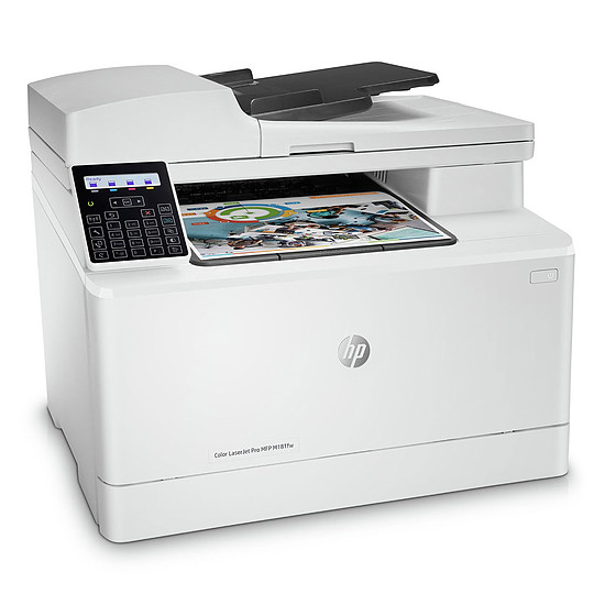 Imprimante multifonction HP Color LaserJet Pro MFP M181fw