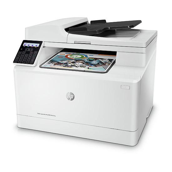 Imprimante multifonction HP Color LaserJet Pro MFP M181fw - Autre vue