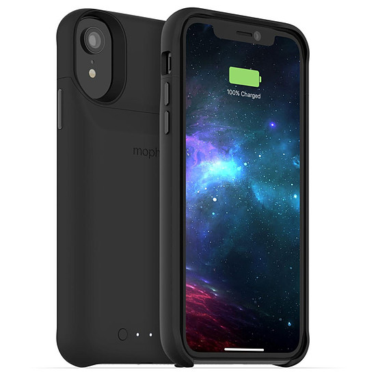Batterie et powerbank Mophie Juice Pack (noir) - iPhone XR