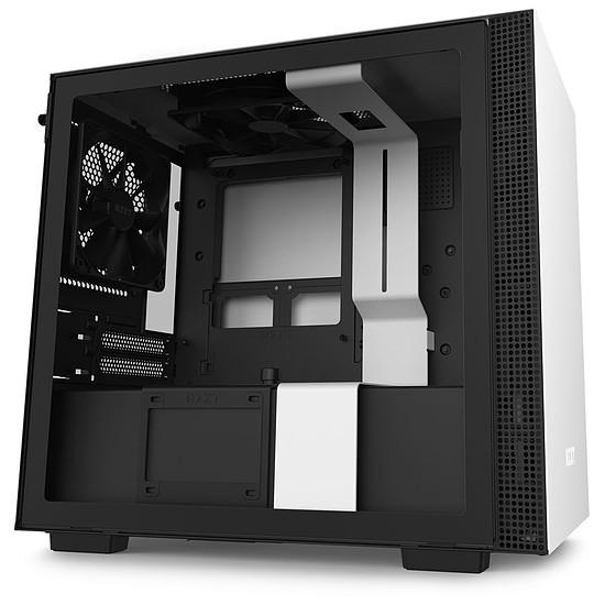 Boîtier PC NZXT H210I - Blanc