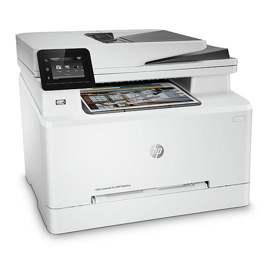 Imprimante multifonction HP Color LaserJet Pro MFP M280nw