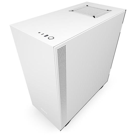 Boîtier PC NZXT H510 - Blanc - Autre vue