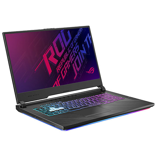 PC portable ASUS ROG STRIX 3 G731GT-AU041T
