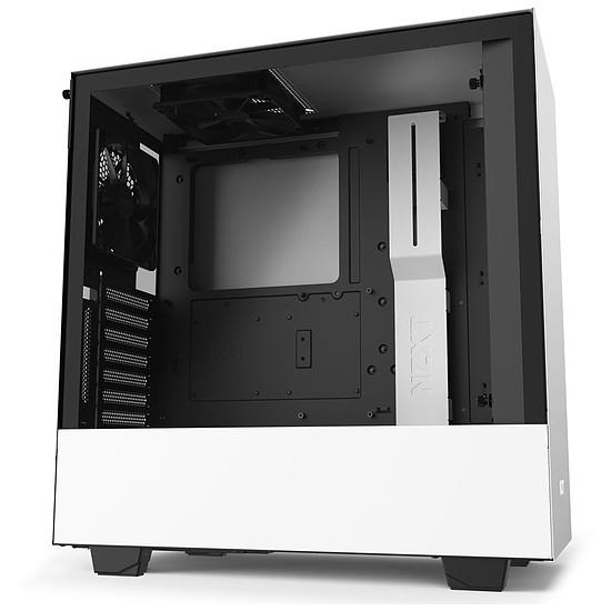 Boîtier PC NZXT H510I - Blanc