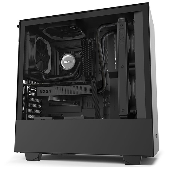 Boîtier PC NZXT H510I - Noir - Autre vue