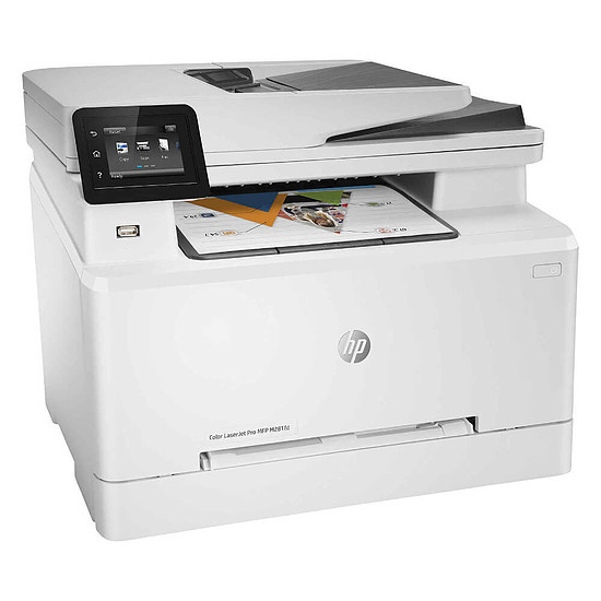 Imprimante multifonction HP Color LaserJet Pro MFP M281fdn