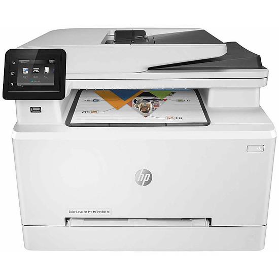 Imprimante multifonction HP Color LaserJet Pro MFP M281fdn - Autre vue
