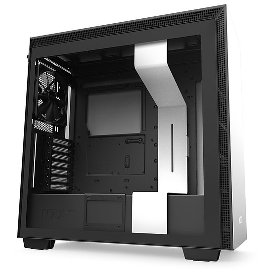 Boîtier PC NZXT H710 - Blanc