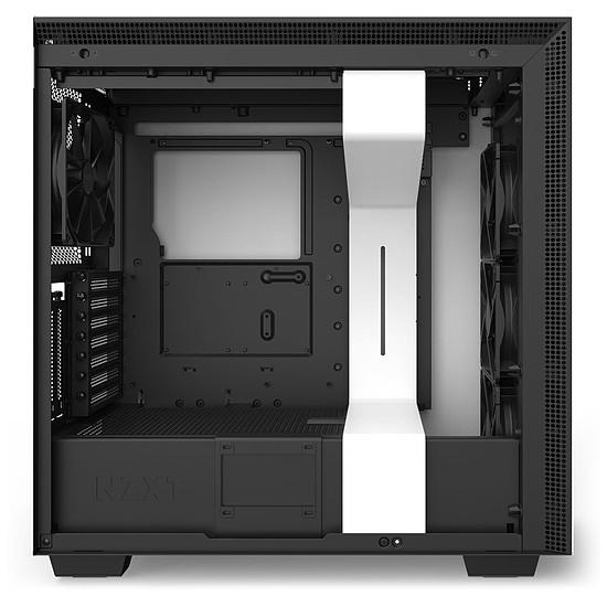 Boîtier PC NZXT H710I - Blanc  - Autre vue
