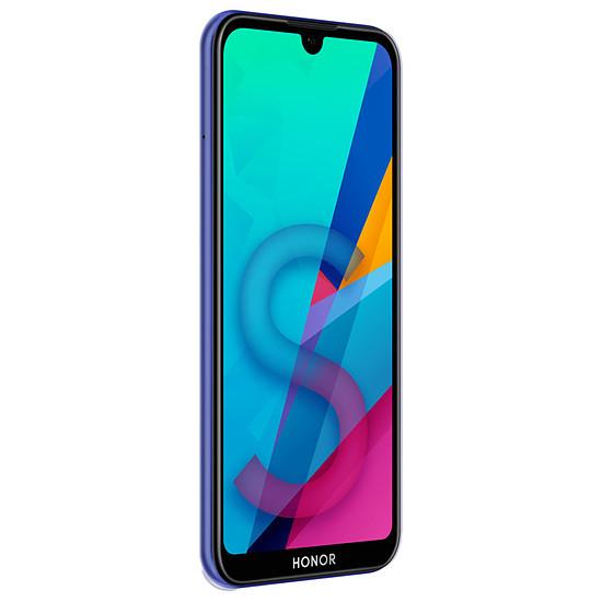 Smartphone et téléphone mobile Honor 8S (bleu) - 32 Go - 2 Go - Autre vue