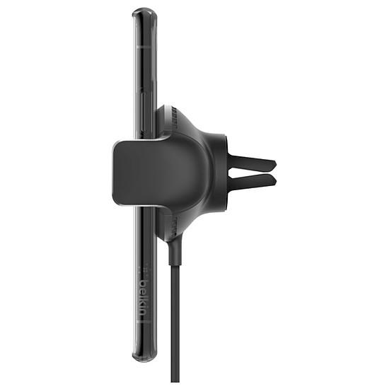 Accessoires Auto Belkin Support voiture avec charge à induction Boost Up (noir) - Qi 10 W - Autre vue