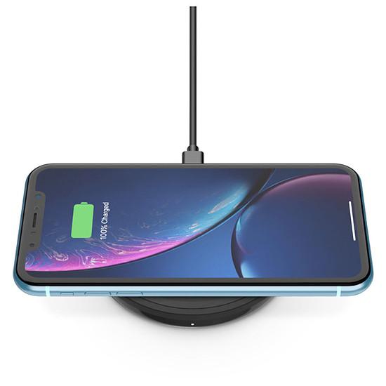 Chargeur Belkin Chargeur sans fil rapide à induction Boost Up Qi 10 W (noir)