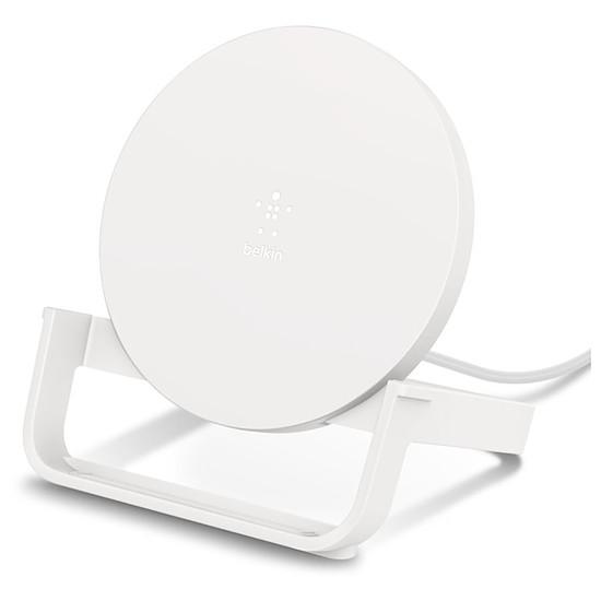 Chargeur Belkin Chargeur sans fil rapide à induction avec support Boost Up Stand Qi 10 W (blanc) - Autre vue