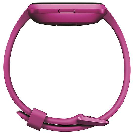 Montre connectée Fitbit Versa Lite (mûre - mûre) - Bluetooth - 34 mm - Autre vue