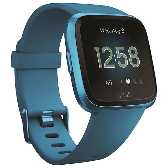 Montre connectée Fitbit Versa Lite (bleu- bleu) - Bluetooth - 34 mm