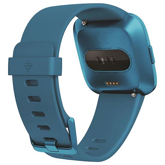 Montre connectée Fitbit Versa Lite (bleu- bleu) - Bluetooth - 34 mm - Autre vue