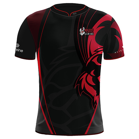 Esport Misfits Gaming Maillot 2019 - Taille S