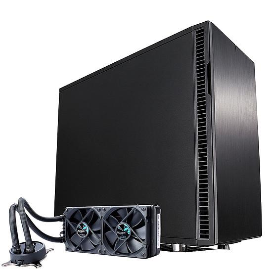 Boîtier PC Fractal Design Define R6 Black + Celsius S24