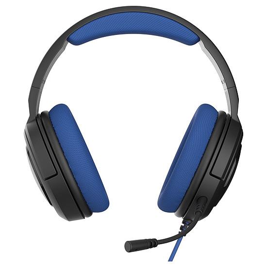 Casque micro Corsair HS35 - Bleu - Autre vue