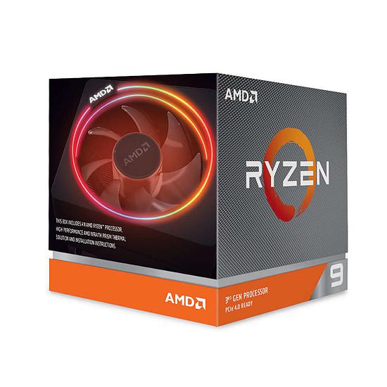Processeur AMD Ryzen 9 3900X - Autre vue