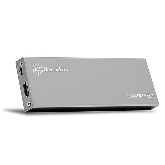 Boîtier pour disque dur SilverStone MS10C