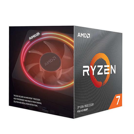 Processeur AMD Ryzen 7 3700X - Autre vue