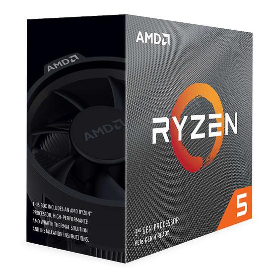 Processeur AMD Ryzen 5 3600 - Autre vue