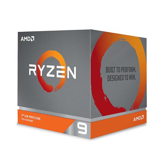 Processeur AMD Ryzen 9 3900X