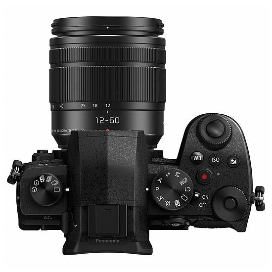 Appareil photo hybride Panasonic DC-G90M Noir - Autre vue