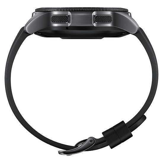 Montre connectée Samsung Galaxy Watch 4G (noir carbone - noir) - 4G - 42 mm - Autre vue