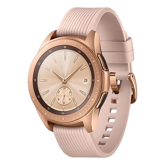 Montre connectée Samsung Galaxy Watch 4G (or impérial - rose) - 4G - 42 mm - Autre vue
