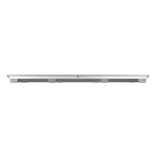 Clavier PC Cherry KC 6000 Slim for Mac - Argent - Autre vue