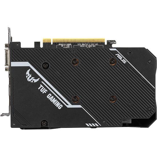 Carte graphique Asus GeForce RTX 2060 TUF - Autre vue