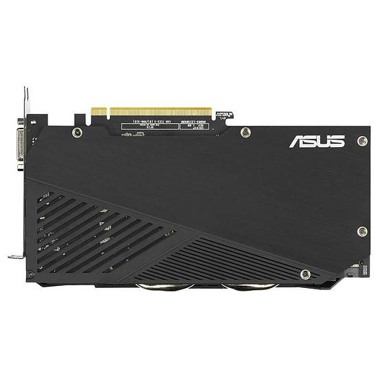 Carte graphique Asus GeForce GTX 1660 Ti Dual OC EVO - Autre vue