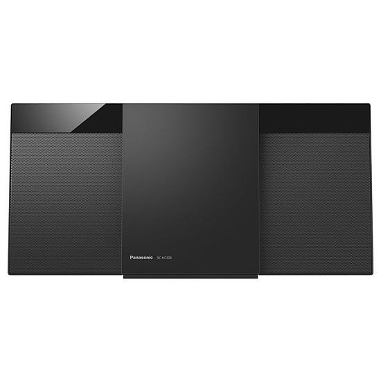 Mini-chaine Panasonic SC-HC300EG Noir