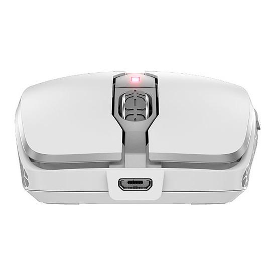 Pack clavier-souris bureautique Cherry DW 9000 Slim - Argent - Autre vue